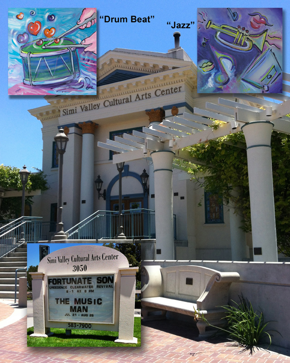 Simi Valley Cultural Center