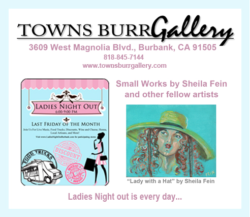 Towns Burr Ladys Night out Show 2 2012